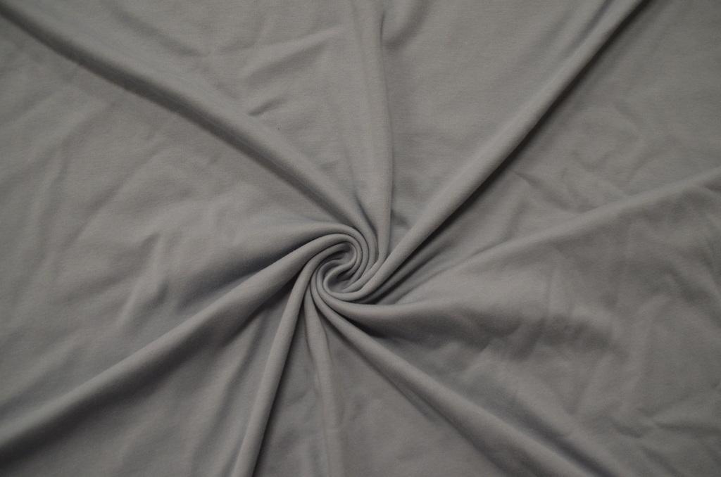 Футер 2-х нитка с начёсом гладкокрашеный пачка Серый, фото 1