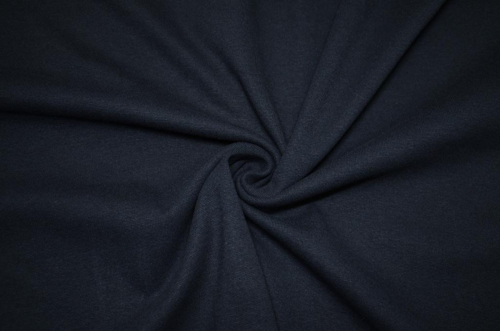 Футер 2-х нитка с начёсом гладкокрашеный пачка Тёмно-синий, фото 1