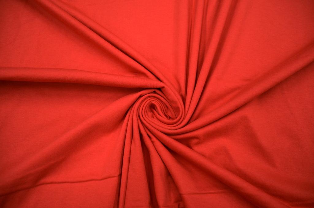 Футер 2-х нитка с начёсом гладкокрашеный пачка Красный, фото 1